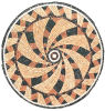 Waterjet Medallion for Flooring Tile