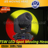 Professional! ! 75watt LED Spot Moving Head (CL-LMH-S75)