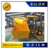 4.0cbm Mobile Concrete Mixer Self Loading Popular Model in Asia