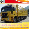 Hongyan 8X4 Heavy Loading Competitive Cargo Truck Prices