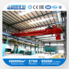 20 Ton 30 Ton 40 Ton 50 Ton 100 Ton Rail Mounted Double Girder Overhead Bridge Crane