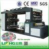 4 Colour High Speed Stack Type Film Flexo Printing Machine