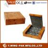 Handmade Luxury Hot Sale Burl Wood Watch Box