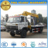 Wrecker Truck with Crane LHD and RHD Rescue Truck for Sale