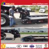 High Quality Lowbed Semi Trailer with Detachable Gooseneck