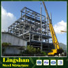 China Prefab Construction Factory Light Steel Structure