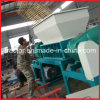 Double Shafts Wood/Bamboo Raft Crushing Machine