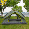 Aluminum Automatic Pole 4 Person Automatic Military Tent