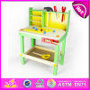 Hot New Product for 2015 Wooden Tool Toy, DIY Wooden Toy Tool Set Toy for Children, Wholesale Wooden Tool Box Toy W03D013