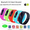 Bluetooth Sync Health Monitor Smart Band with OLED Display