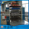 New Design Embossed Facial Tissue Box Paper Machine with Paper Folding Function
