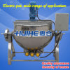 Electric Jacketed Kettle with Mixer (50-1000L)