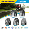 Block Pattern Truck Tire 12r22.5 for South America Market (DR814)