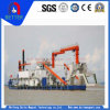 2017 New Technology Sand Cutter Suction Dredger with Pump Dredging Engineering