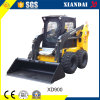 Wheel Skid Steer Loader with Optional Configuration and Attachments
