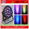 18PCS*3W RGB Plastic Indoor LED PAR Light