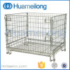 Good Sale Metal Mesh Warehouse Foldable Wire Storage Cage
