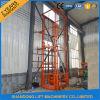 Ce Standard Hydraulic Guide Rail Cargo Elevator for Sale