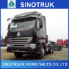 Cnhtc Sinotruck 420HP 6X4 10 Wheeler HOWO A7 Truck Tractor for Sale