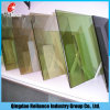 6mm Color Tinted Float Glass of Bronze /Green/Blue/Gray /Silver /Pink