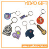 Custom Soft PVC Keychain for Business Gifts (YB-PK-02)