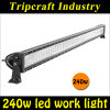 240W Offroad LED Light Bar for Truck SUV Boat 4X4