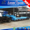 3 Axles 50ton Removable Gooseneck Low Bed Trailer