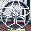 6016 T6 Aluminum Forged Alloy Wheel for Ford Mustang
