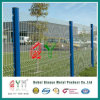 Galvanized and Powder Coated Wire Mesh Fence