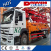 Hot Orering Lower Price 21m 25m 28m 33m Concrete Pump Truck