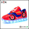 Luminous Sneakers Light up Simulation Kids Children Boys Flashing LED Light Shoes with LED