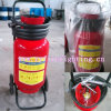 Wheeled/Trolly 25kg Abc Dry Chemical Powder Fire Extinguisher