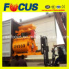 Fully Automatic Mixing Machine, Js500 Planetary Twin Shaft Concrete Mixer