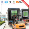 Stainless Steel+Metal Material Mobile Snack Food Cart/Dinner Car/Snack Car