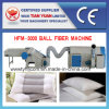 Nonwoven Siliconized Polyester Fiber Ball Machine