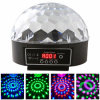 Hot Party Light LED Crystal Magic Disco Ball Light with USB