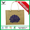 Eco-Friendly Logo Customized Promotional Jute Bag
