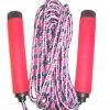 Factory PP Rope + Foam Handle Jump Rope