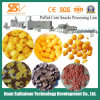 Corn Snack Food Machines/Extruder (twin screw extruder)