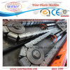 PVC/PP/PE Protective Pipe Extrusion Machine