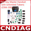 Car Key Master Handset with Unlimited Tokens (ckm-200)