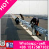 Rich Cold Rolled Forming Galvanized Layer Waveform Guardrail