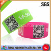 1 Inch Qr Code Wristband Silicone (TH-6199)
