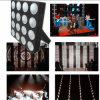 Auto Running LED Matrix Beam Panel DJ Stage Lighting