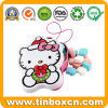 Hello Kitty Gift Tins with String for Candy Mint Confectionary