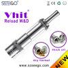 High Quality E Cigarette Dry Herb Globe Glass Vaporizer with Glass Globe
