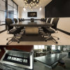 2017 Famous Design Conference Table Build in Wire Manager Pop up Sockets for 8 10 12 14 Seater