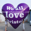 New Designed Inflatable Heart Shaped Helium Balloon for Wedding Celebration