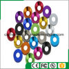 Aluminum Alloy Metal Washer, Screw Bolt Washer, Color Aluminum Countersunk Washer, Countersunk Head Washer