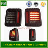 USA Type Plug and Play LED Jeep Wrangler Tail Light a Pair